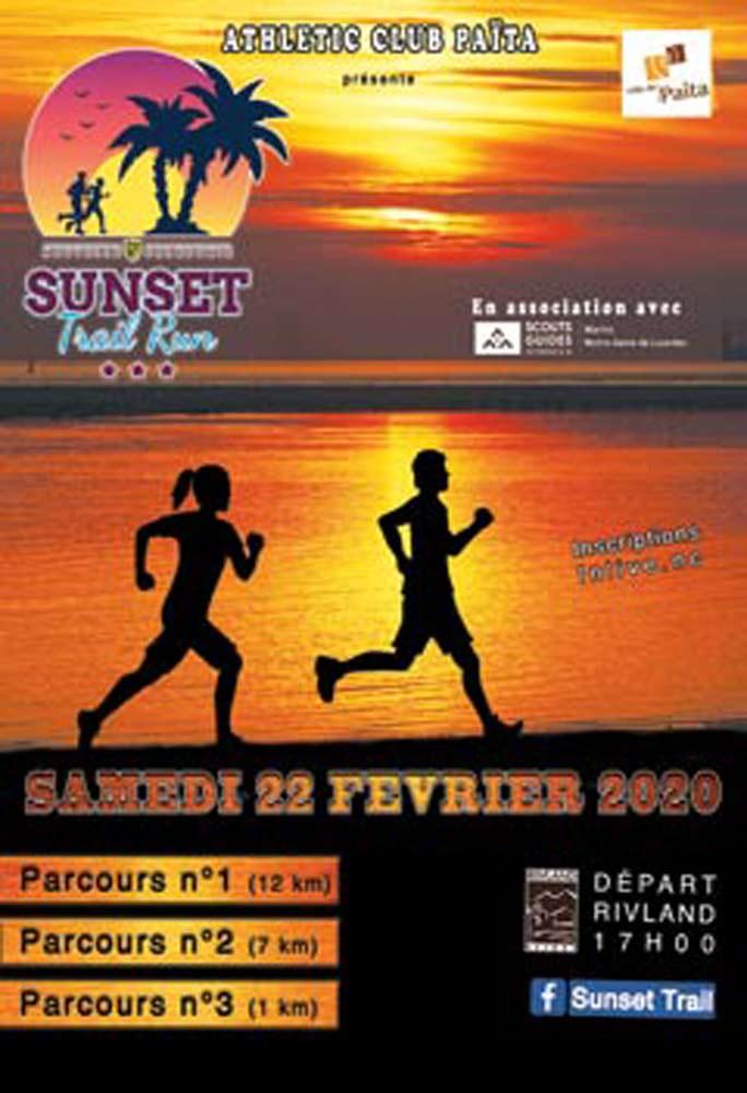 Sunset Trail de Païta