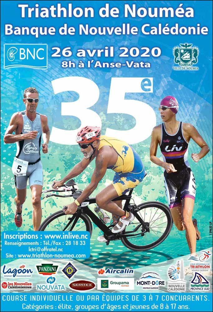 35ème Triathlon International de Nouméa - BNC