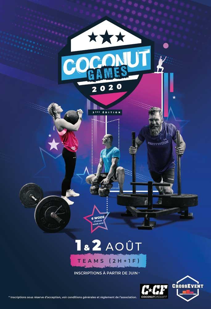COCONUT GAMES 2020
