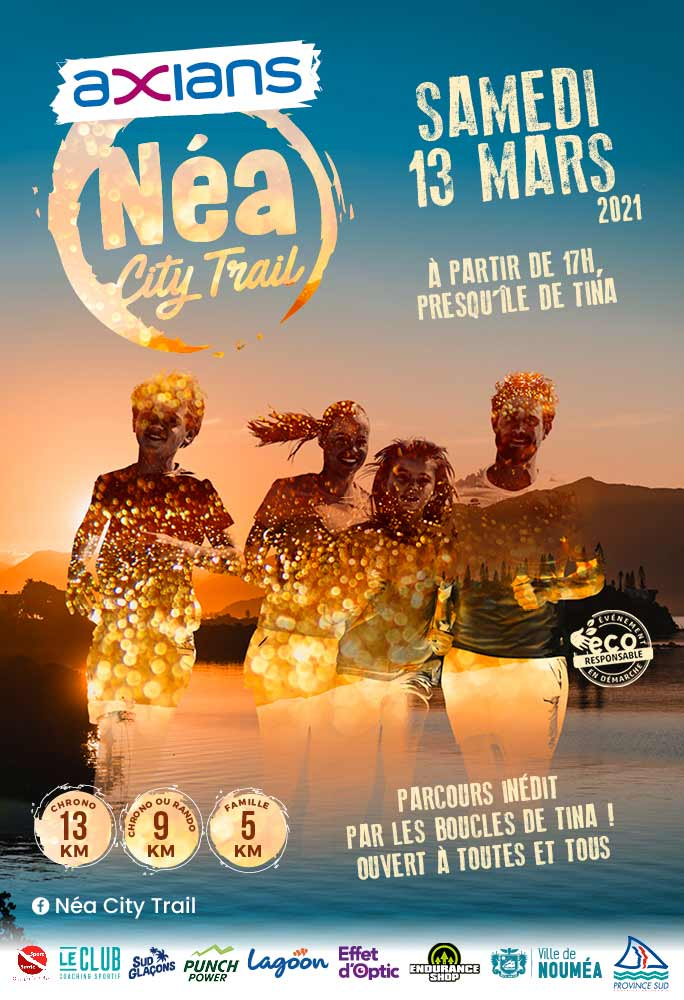 AXIANS Néa City Trail