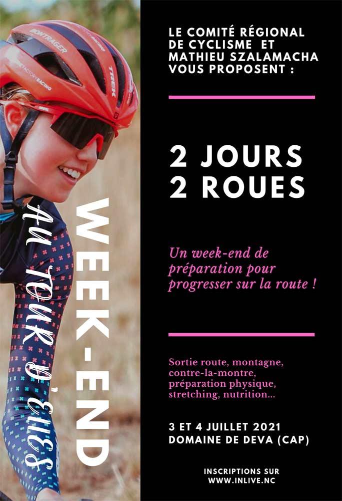 WEEK-END AU TOUR D'ELLES