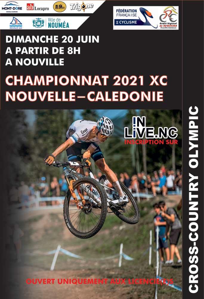 CHAMPIONNAT XC NC 2020