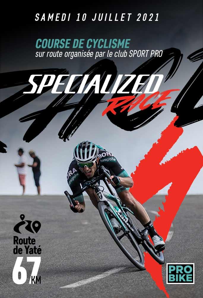 SPECIALIZED RACE
