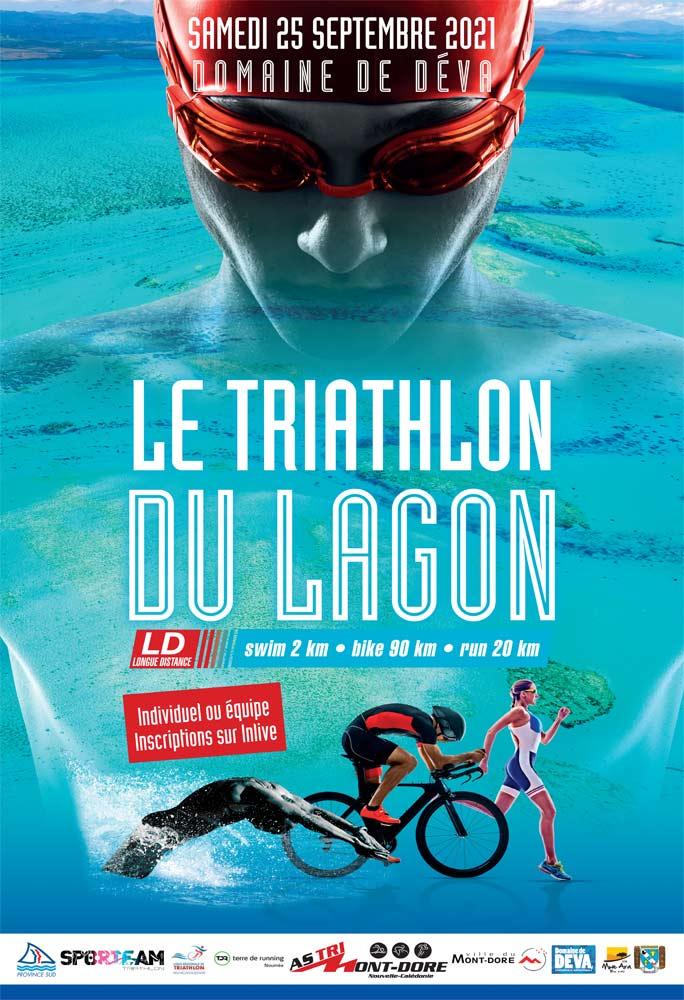 LE TRIATHLON DU LAGON