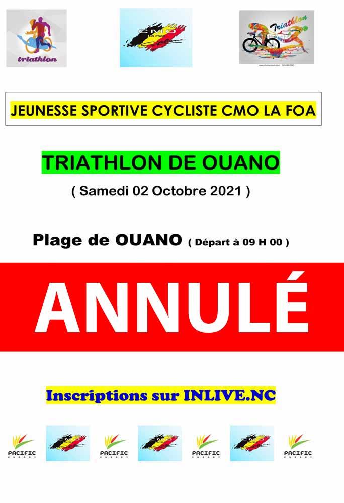 Triathlon de Ouano