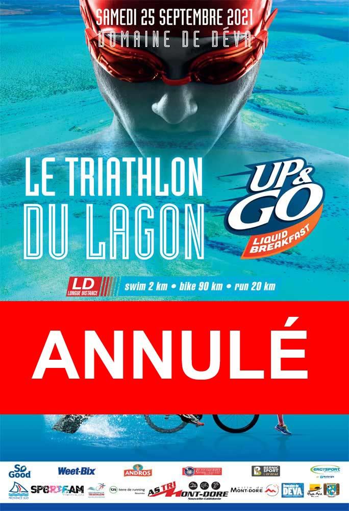 LE TRIATHLON UP&GO DU LAGON