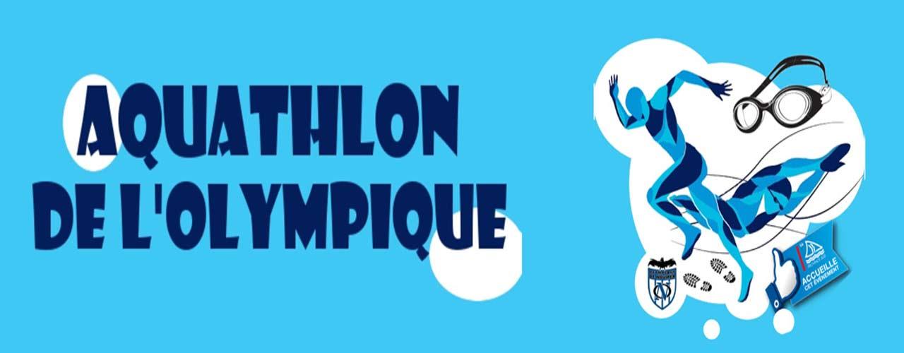 AQUATHLON DE L'OLYMPIQUE