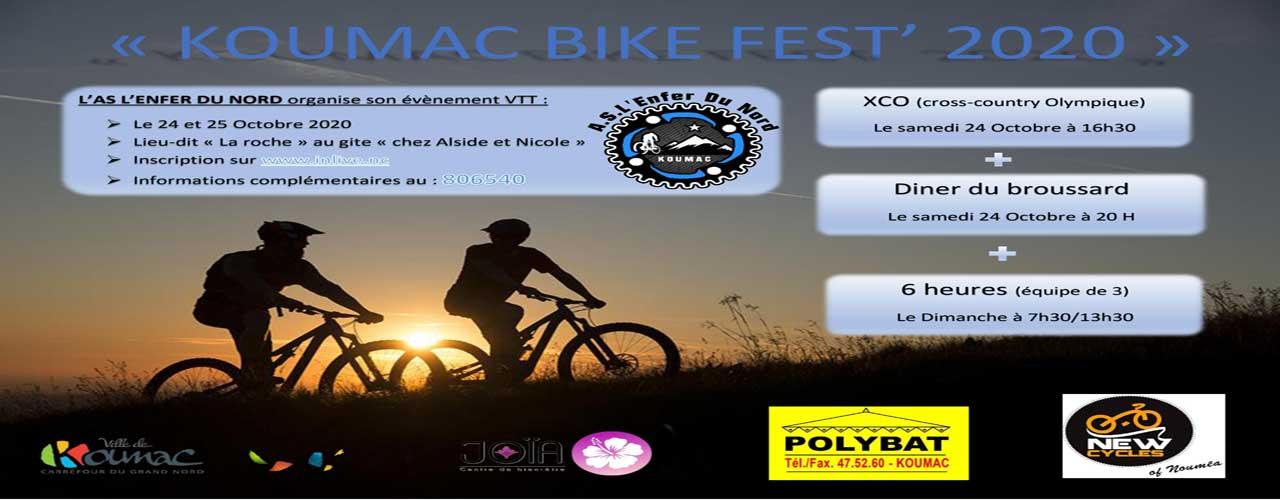 Koumac Bike Fest' 2020