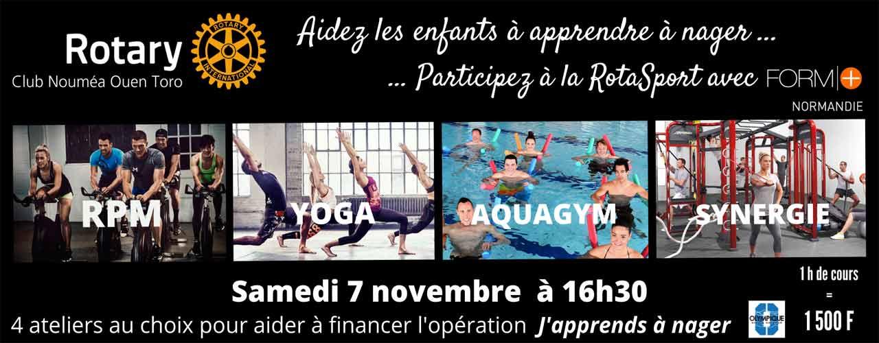 RotaSport Form+ Normandie