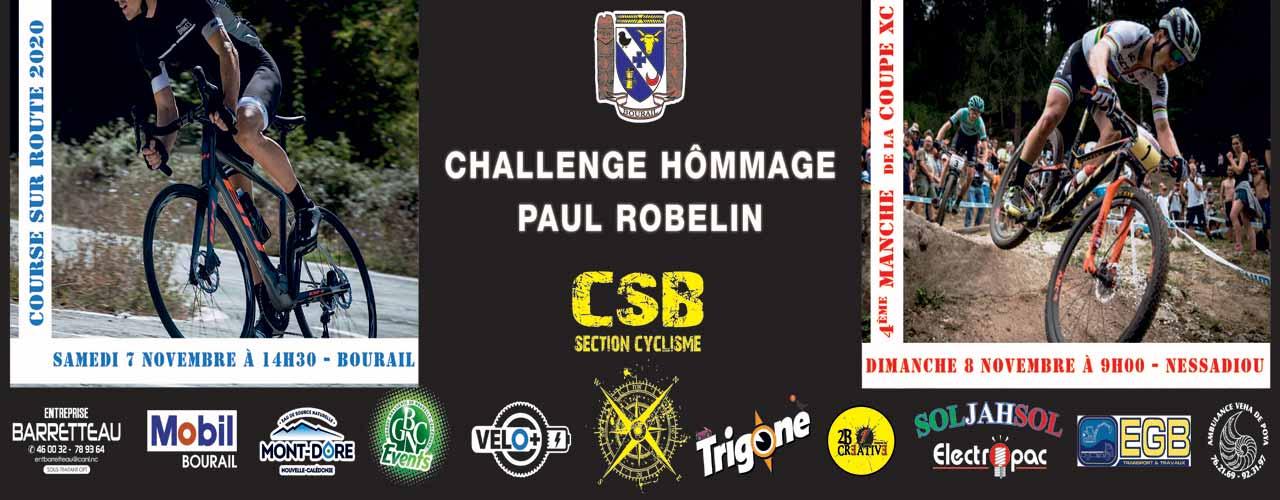 CHALLENGE HOMMAGE PAUL ROBELIN