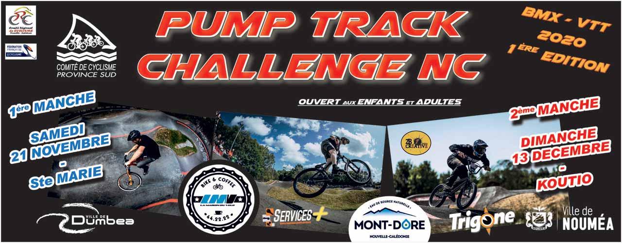 PUMP TRACK CHALLENGE NC