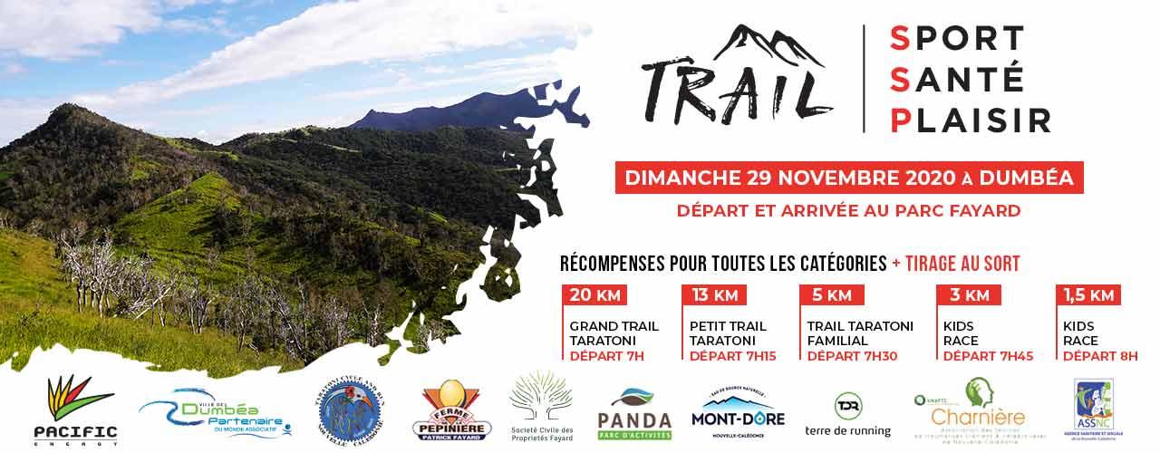Trail SPORT – SANTE – PLAISIR de DUMBEA