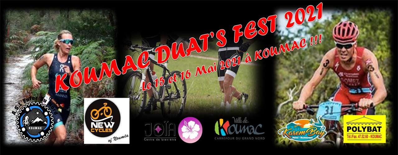 KOUMAC DUAT'S FEST 2021