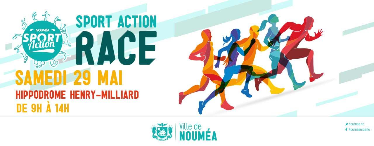 SPORT ACTION RACE