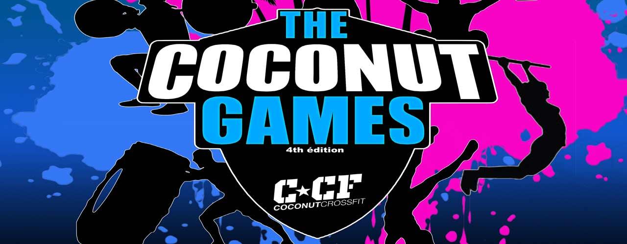 COCONUT GAMES 2021