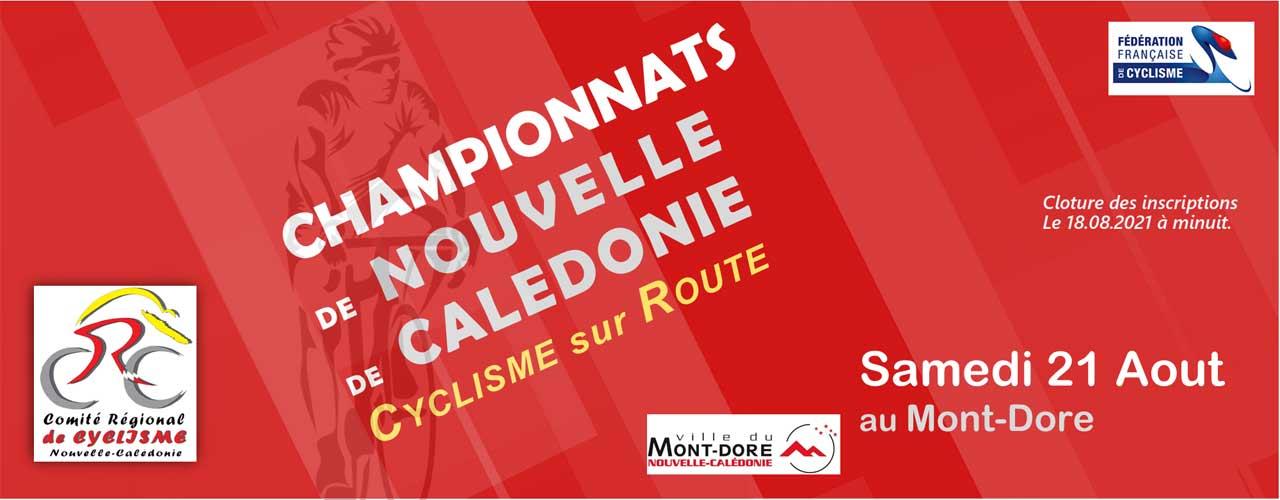 Championnat de Nouvelle-Calédonie de Cyclisme sur Route